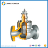 Import Distribute 304l astm a216 wcb cast steel globe valve material