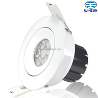 CE SAA approved led lighting suspended LED ceiling lamp 7W 520lm CRI95
