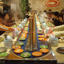 Sushi Conveyor Belt System