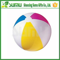 Factory directly provide Good quality inflatable pvc beach ball toy