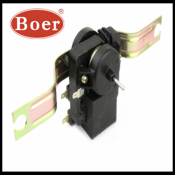 refrigerator parts- fan motor with wing