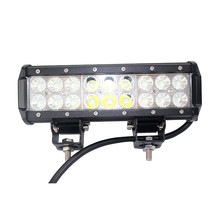 Automobiles & motorcycles 54W Crees LED double row offroad led light bar
