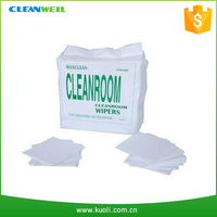 High soft 110G ISO aprroved 100% Clean Room rag