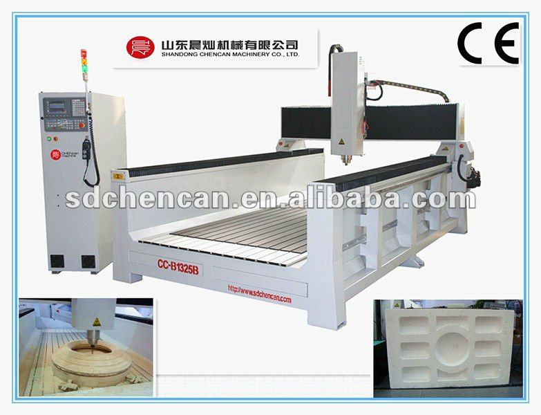 Foam & EPS & Wood making CNC router Machine for large Mould