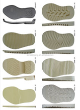 Shoe Outsole Supplier Eva Phylone Ladies Flat Shoe Custom Sneaker Soles
