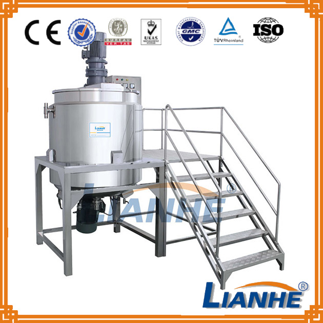 18 years experience factory high speed blending mixer, industrial blender, detergent mixing machine