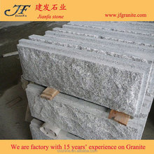 G603 Light Grey Granite Mushroom Stone wall Stone slate