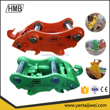 Hydraulic quick connect coupler, excavator quick connector for breaker hammer