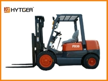 Power pallet truck scrap forklifts