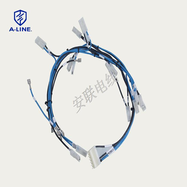 Custom Auto Wire Harness and Cable Assembly wire and cable