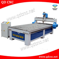 1325 wood cnc router for mdf, plywood, doors with DSP QD-1325B