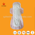 Factory maxi pe breathable women pad for feminine care
