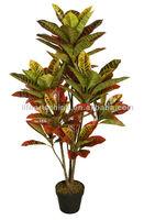 artifical tree 115cm croton tree indoor plant artificial plant