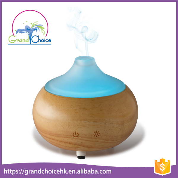 Safe and stable home ultrasonic mini battery operated mini humidifier