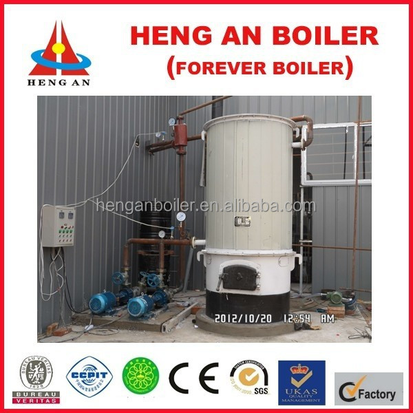 CE ISO BV certificate factory price trade assurance horizontal coal thermal fluid heater