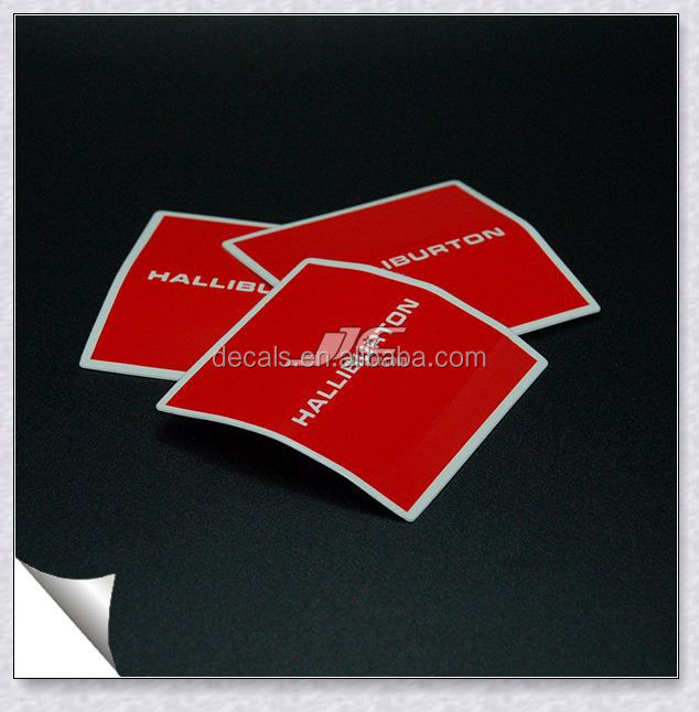 0.12mm free sample water proof rfid aluminum foil paper sticker