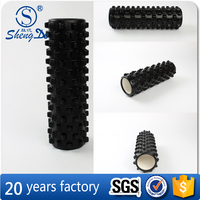 Shengde high density EVA foam roller muscle physical therapy yoga pilates roller