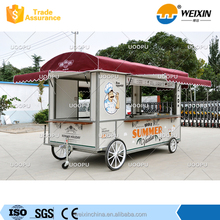 Hot Sale Street Corner Fast Food Car for Sale