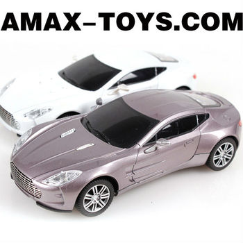 LC-20111 rc diecast car Hot selling 1:28 4CH Emulational Licensed Remote Control Die Cast Car Model with Bright Lights