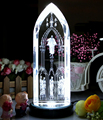 3d laser Jesus christian Church crystal Souvenirs gift