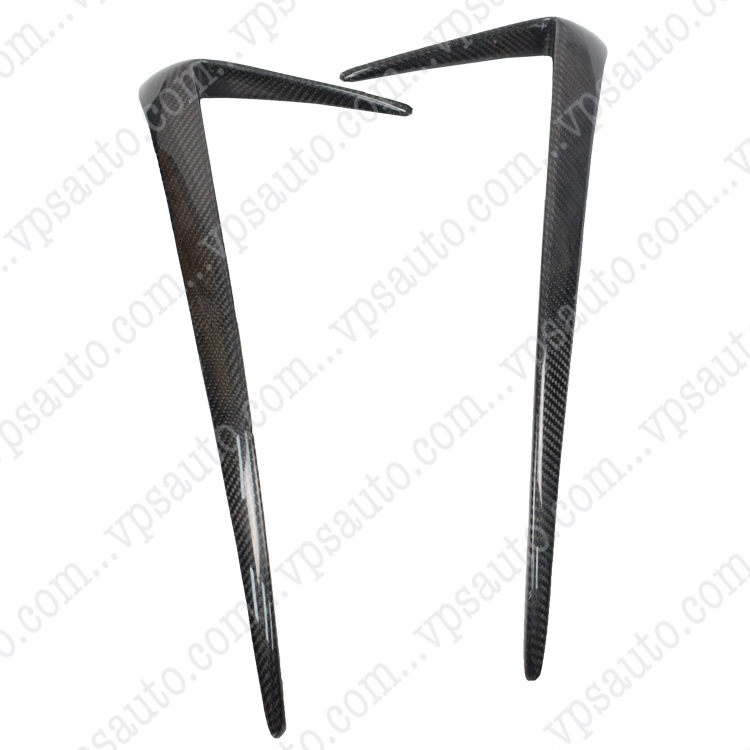 Carbon fiber Fog lamp frame For Jazz GK5 Fog lamp frame