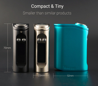 Wholesale Tesla Original Tesla Battery Mod Nano 60W TC Mod