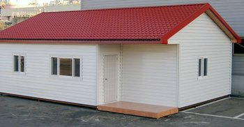 Mobile House made in China casas prefabricadas baratas