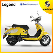 ZNEN new generation of Legend 125 CC Scooter in 2015 with EEC certificate For electric vehicle