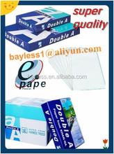 low price a4 paper thickness continuous a4 size color paper