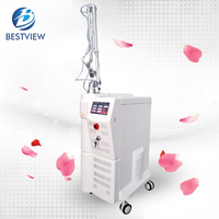 CO2 laser vagina tightening and cleaning machine / laser fractional co2 beauty equipment