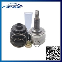 Rubber automotive parts flexible CV joint and boots 0210-070A44