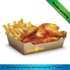 biodegradable fast food packaging trays and paper box