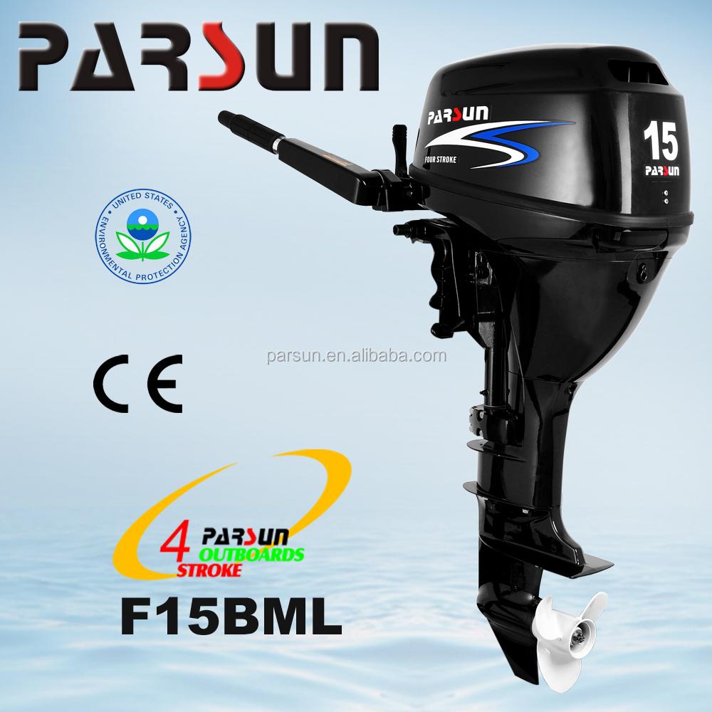 15hp 4 Stroke Outboard Motor Buy Outboard Motor 4 Stroke