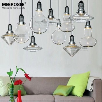 Wholesale Residential Pendant Light Modern Glass Light Pendant Lamp MD81773