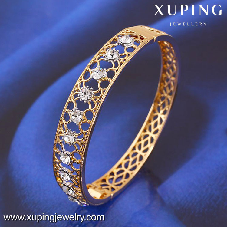 50638 jewelry hot sale girls fancy gold fashion indian elegant multicolor bangle