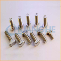 Factory supply high quality t bolt m20