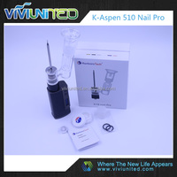 Dab king 2016 pen part wax atomizer kit Viviunited wholesale 510 nail pro 510nail