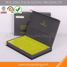 Custom Logo Luxury Hard hot sale Paper Packaging Chocolate Gift box