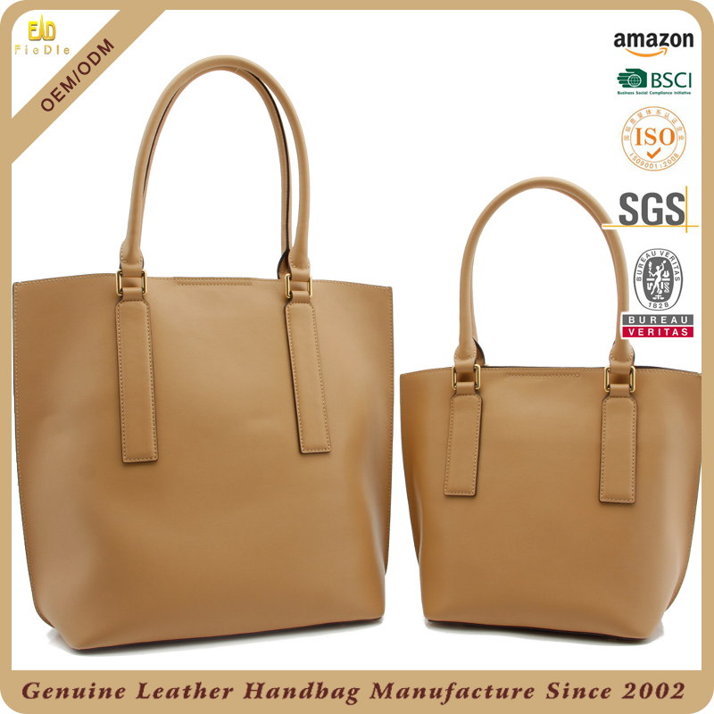 mini magnet ladies leather tote bag women hand bag wholesale