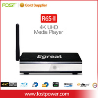 Egreat R6S-II Hi3798M quard core 1G 8G BT4.0 smart tv box component output
