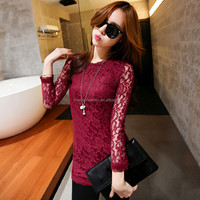 monroo korean new style cut slim lace elegant dress