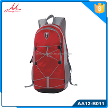 hot selling Jacquard sling sports outdoor backpack for hiking traveling,camping