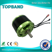 64mm thermally protected reciprocating 2hp dc motor