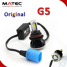 Fast shipping car front lamp repair kit LED headlight kit h3 9005(HB3) 9006(HB4) h11 h1 h7 h4 motorcycle headlight