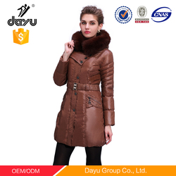 Real feather down jacket woman clothing winter jacket for motorcycle