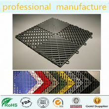 plastic portable futsal court pp flooring interlocking tiles