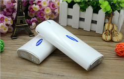 Crescent-shaped charger,cell phone power bank 8000mAh,20000mah,portable cell phone charger