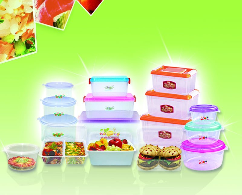 plastic takeaway container