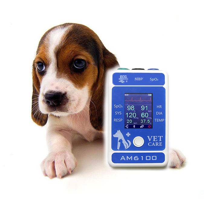 Sales up to 10% discount Hot sale veterinary blood pressure patient monitor veterinary instrument veterinary equipment