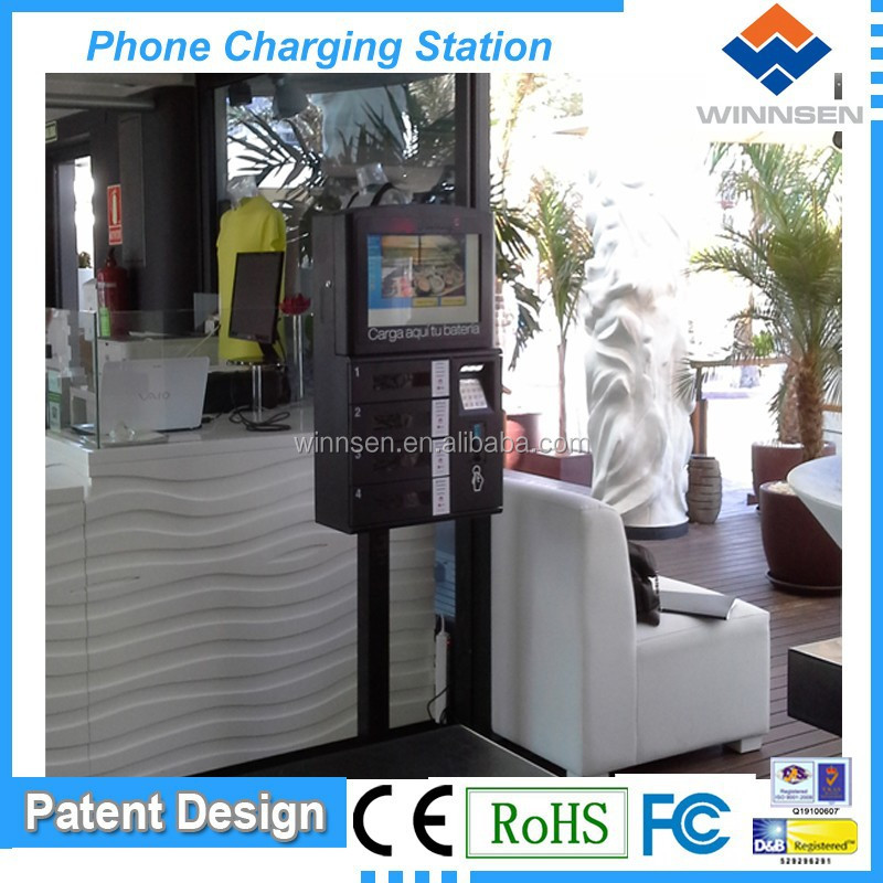 mobile phone battery making machine
